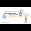 Rugalmas hordozókendő - Narancs | Magyarinda®