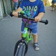 Hosszú nyári babanadrág - Áfonya | Magyarinda