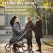 Magyarinda® - Hordozós kabát bővítő betéttel 2019 ÚJ!!- Bélelt Softshell - Szürke Moher