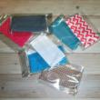 3 rétegű mosható textil szájmaszk, mintás, többféle méret