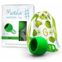 Merula intimkehely – Zöldalma