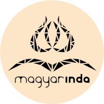 MAGYARINDA® - Rugalmas hordozókendő - BARNA