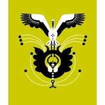 MAGYARINDA® - EGYEDI MINTA - gólya