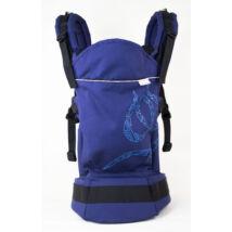 Magyarinda® - Szimpla csatos babahordozó | SSC - Kék