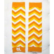 Lábmelegítő - Baby Leggings KUKORICA narancs ||  MAGYARINDA®