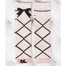 Lábmelegítő - Baby Leggings DANCING QUEEN rózsaszín  ||  MAGYARINDA®