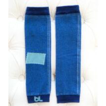 Lábmelegítő - Baby Leggings KÉKFOLT kék ||  MAGYARINDA®