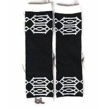 Lábmelegítő - Baby Leggings ZSINÓROS fekete ||  MAGYARINDA®