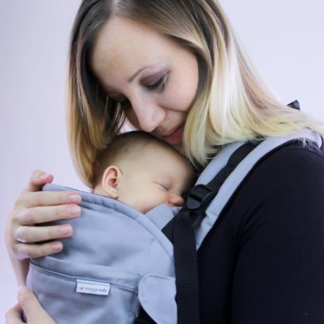 Ingyenes babahordozási tanácsadás Te és a babád kényelméért
