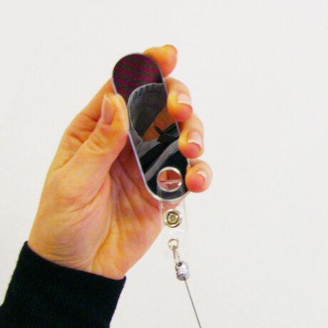 Magyarinda kukucs tükör - FÓKUSZBAN A BABA! Egyszerű eszköz, hogy a hátadra véve is mindig láthasd.
