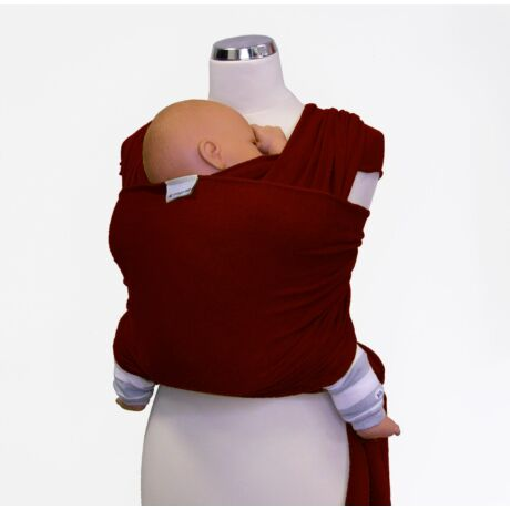 Magyarinda rugalmas hordozókendő újszülött kortól