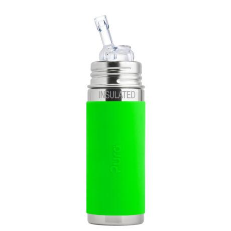 Pura TERMO® kulacs szívókával - 260 ml ZÖLD