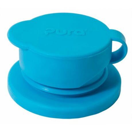 Pura BIG MOUTH® szilikon sportkupak Kék