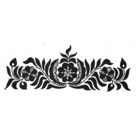 Magyarinda® - egyedi minta - somogyi virágok