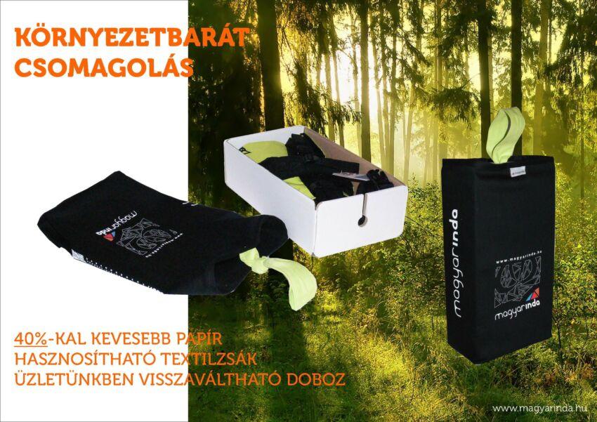 öko szemlélet - tartósság és környezetbarát csomagolás a magyarinda babahordozók velejárója